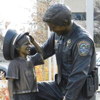 Aberdeen Police Monument