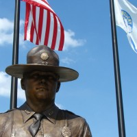 Kentucky State Police Monument
