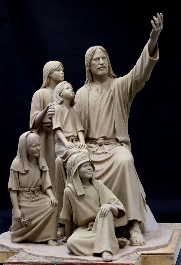 Jesus Clay 1