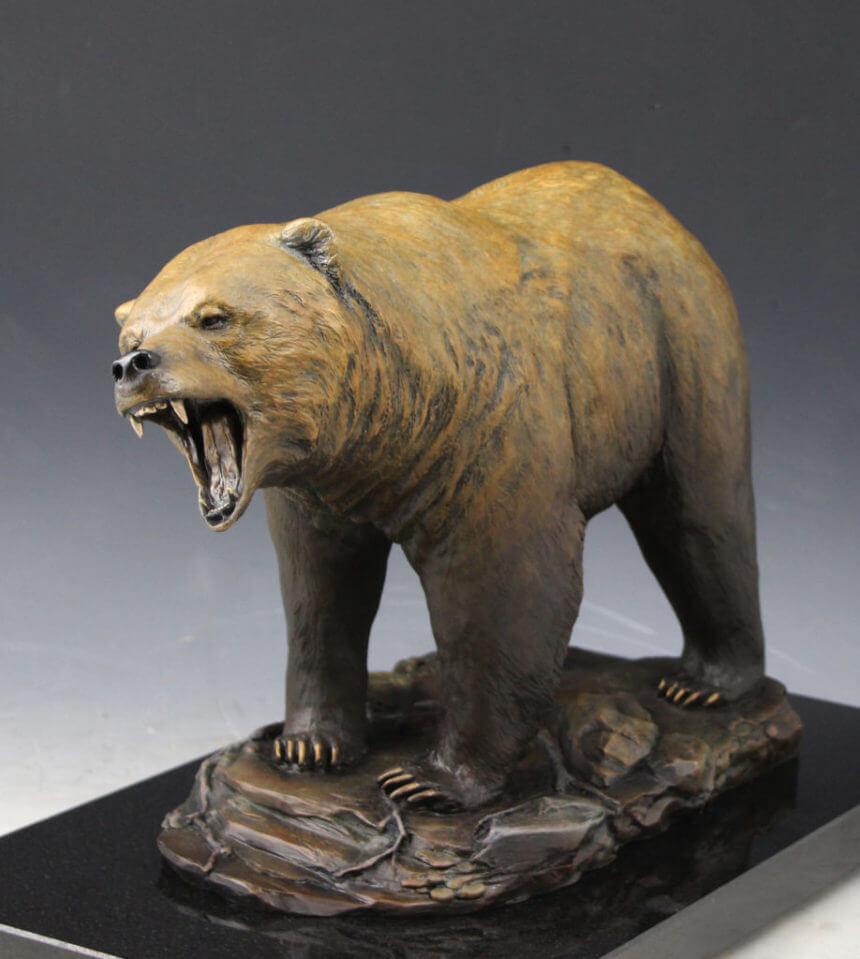 Bear Bronze 1 cont