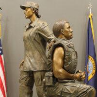 The Idaho State Veterans Memorial